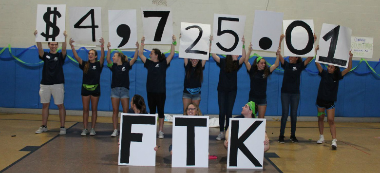 Image for Robinson High students host mini Dance Marathon to support Shriners Hospitals for Children