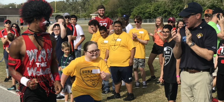 Image for IncrediBULL Games an incredible experience for East Hillsborough athletes and volunteers