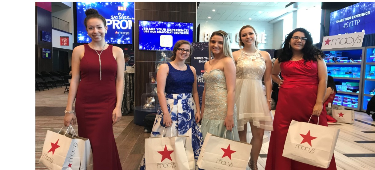 Image for HCPS Students SAY YES TO THE PROM