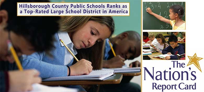Image for HCPS Ranks as Top-Rated Large School District in America