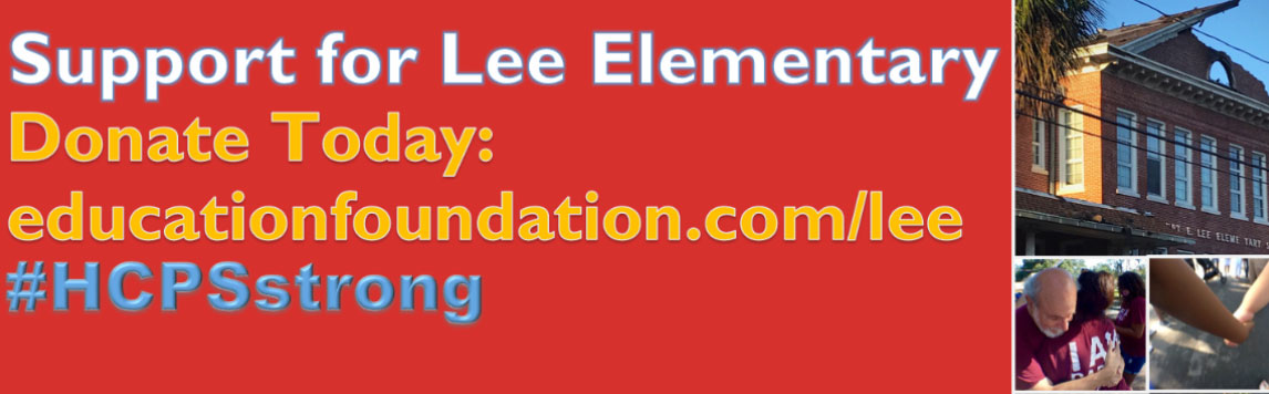 Help Support Lee Elementary Magnet School