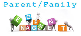 parent family engagement logo